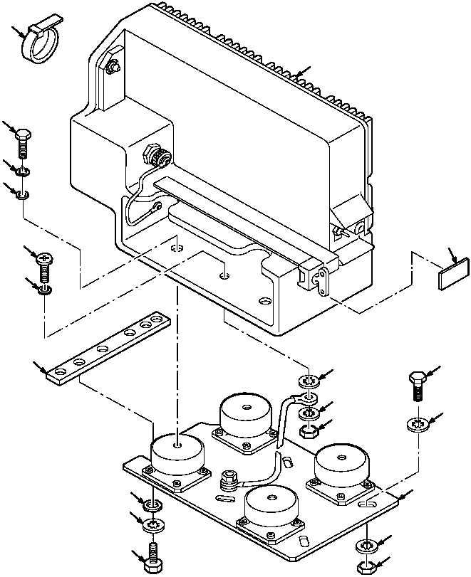 Figure 113. Electrical Equipment Mounting Base MT-6353/VRC