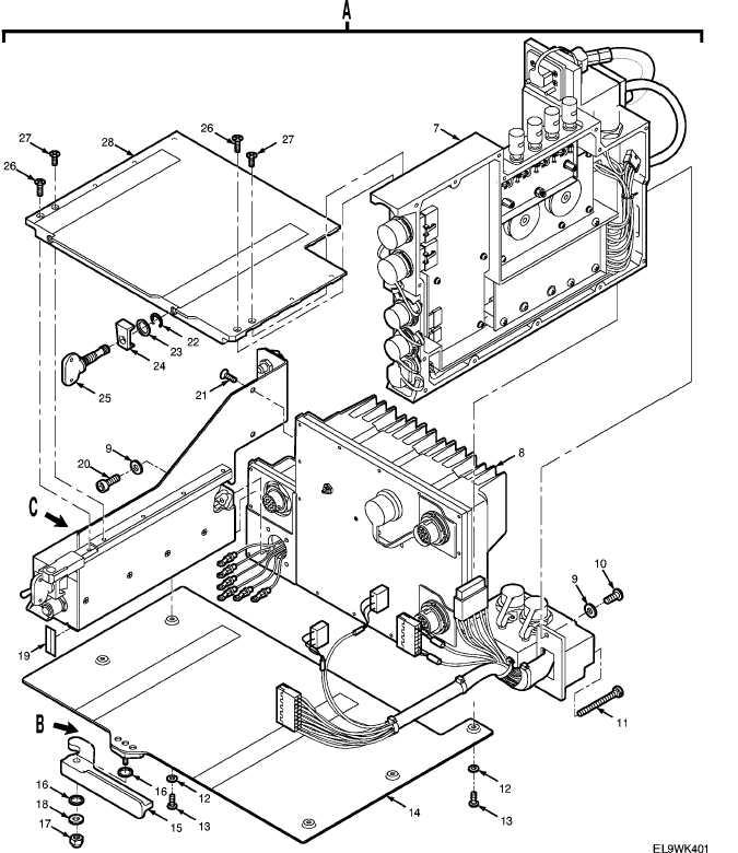 Figure 166T. Vehicular Amplifier-Adapter AM-7239C/VRC