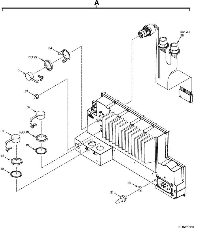 Figure 12. Electrical Chassis-Electronic Equipment-Adapter