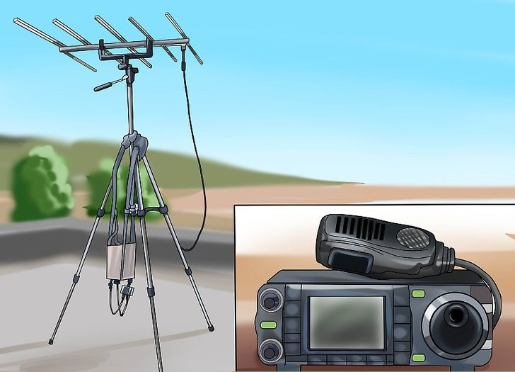 cb antenna and ham radio