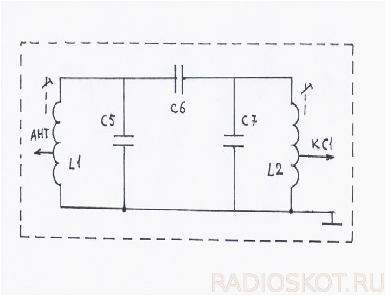 Direct Conversion Receiver With Germanium Transistors Direct Frequency Conversion Receiver The Final Step Is To Create A Frequency Timeline Around The P2 Potentiometer