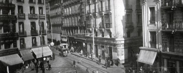 La Trastienda de Madrid para en Antón Martín