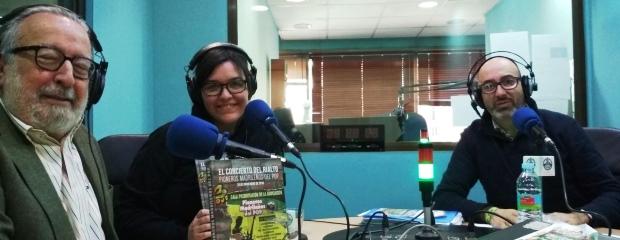 """José Ramón Pardo presenta """"El concierto del Rialto"""" en Divergente"""