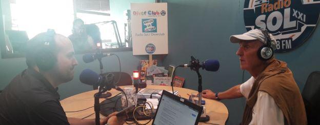 Entrevista a Micky en Radio SOL