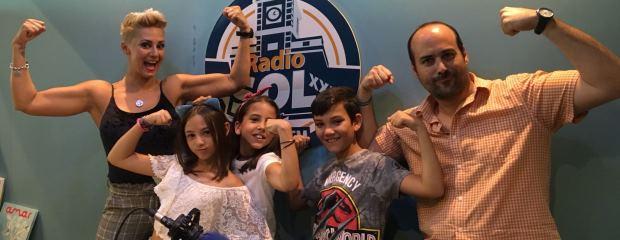 Diverclub de verano con Noelia de Diverplay, Daniela, Lucía y Gonzalo