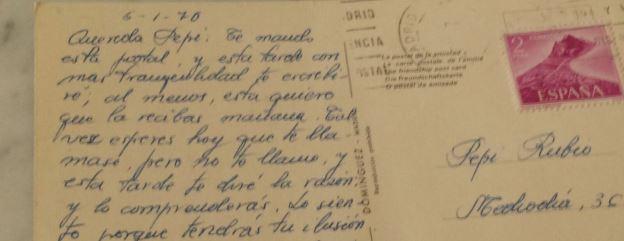 """Elena y Francis: concurso """"Mi Carta, Mi Tesoro"""""""