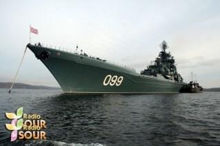 سفينة نووية روسية