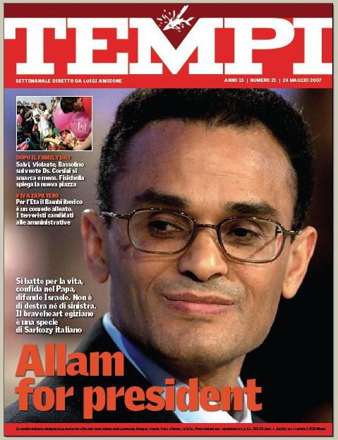 Allam For President