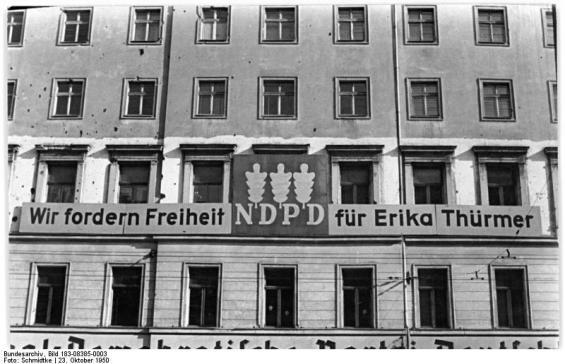 Berlin, Haus der NDPD
