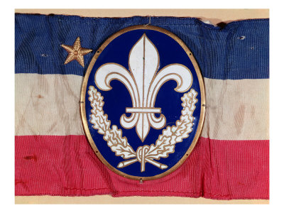 arm-badge-of-action-francaise-c-1920-35