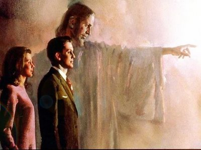 Gesù e gli sposi