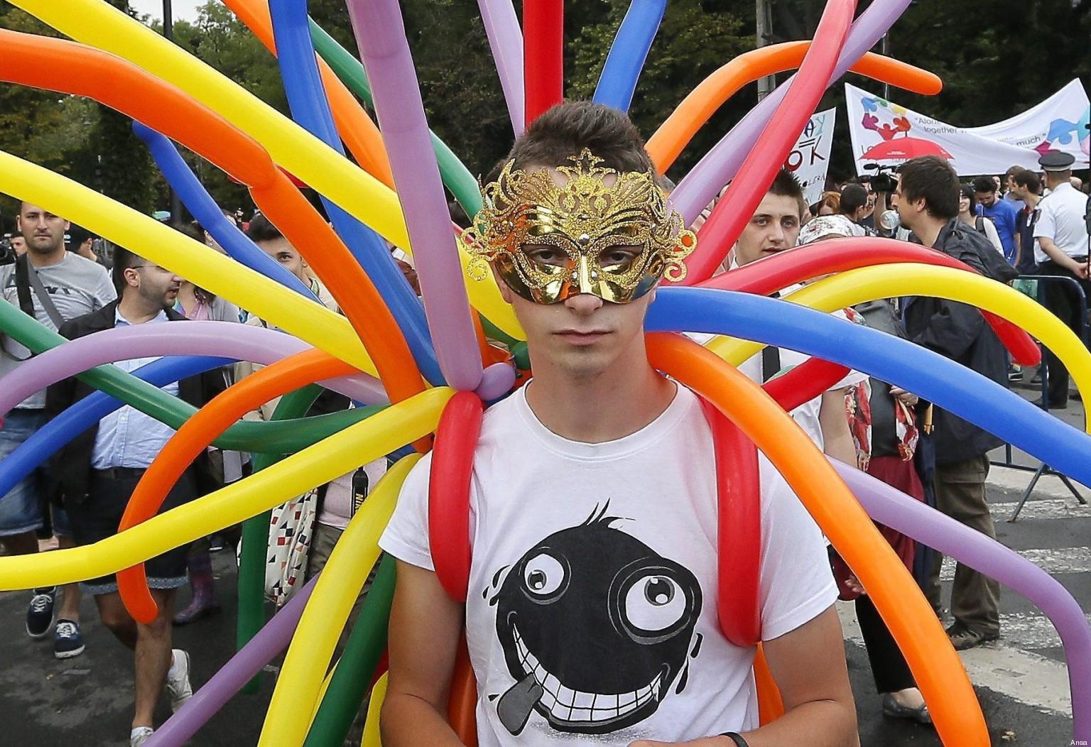 Romania Gay Pride Parade