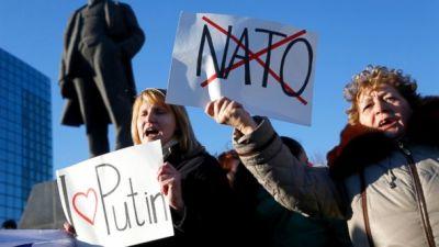 Tutto in Crimea parla della nostra storia condivisa e del nostro orgoglio.