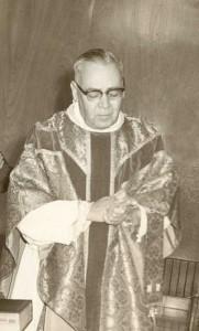 Sáenz y Arriaga nel 1966