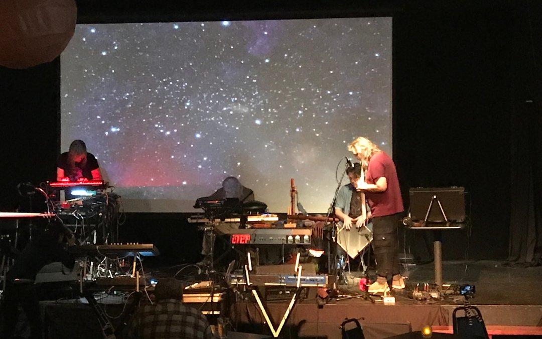 RadioSpiral Live at NEEMFest 2018