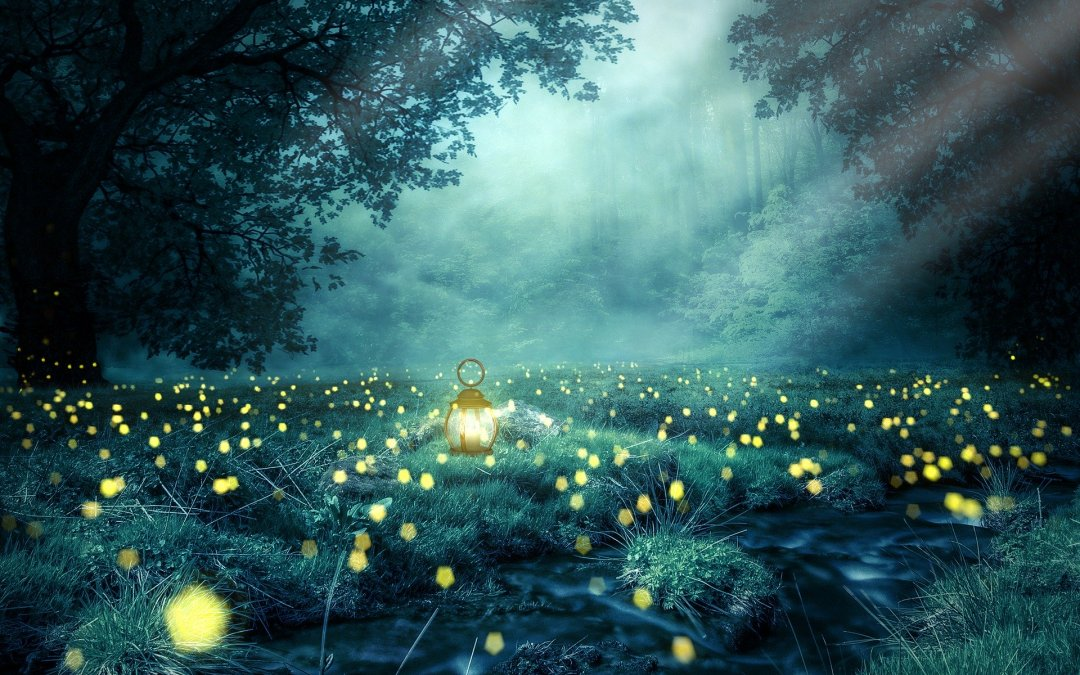 "Tonight on Around the Campfire at 9/8/7/6 pm – ""Light"""