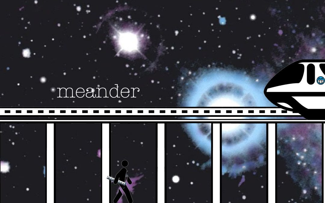 Meander: Space Drift 5 – Mr. Spiral and Friends