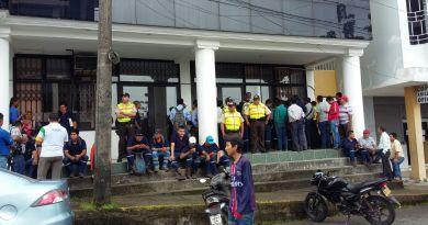 Acción de Protección planteada por los trabajadores sindicalizados del Gobierno Provincial de Sucumbíos fué negada por la jueza de Sucumbíos