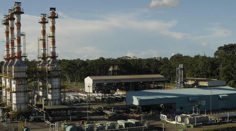OCP Ecuador, que inició sus operaciones en el año 2003, desde la Estación Amazonas, ubicado en Nueva Loja, y paga impuestos como fincas agrícolas