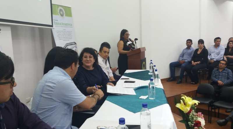 Universidad Técnica del Norte y Universidad Estatal Amazónica, firmaron un convenio de oferta académica de al menos 9 carreras en la modalidad virtual