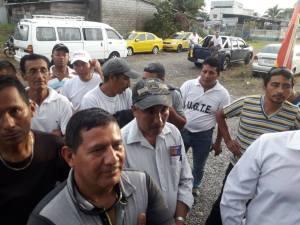 Ex Trabajadores del GPS esperan que fiscalía actué
