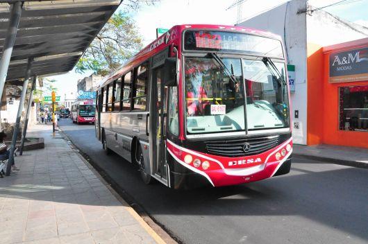 Con demoras, se normaliza el servicio de transporte