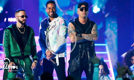 Wisin & Yandel, Romeo Santos – Aullando (Billboard Latin Music Awards 2019)