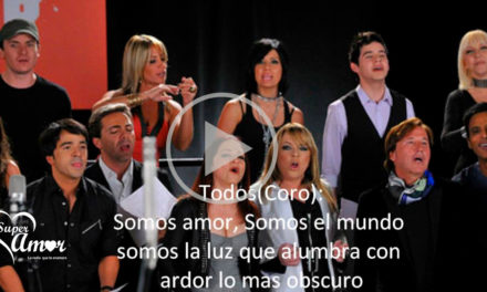 Somos El Mundo (We Are The World) Video Oficial