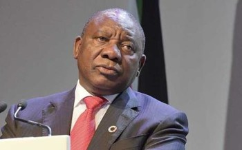 File photo: Deputy President Cyril Ramaphosa. (GCIS)