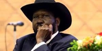 File photo – South Sudan President Salva Kiir