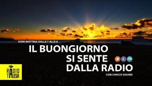 Il Buongiorno si sente dalla Radio