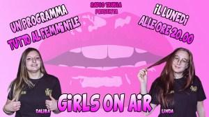 Riprendono i programmi in diretta, Girls On Air apre le danze