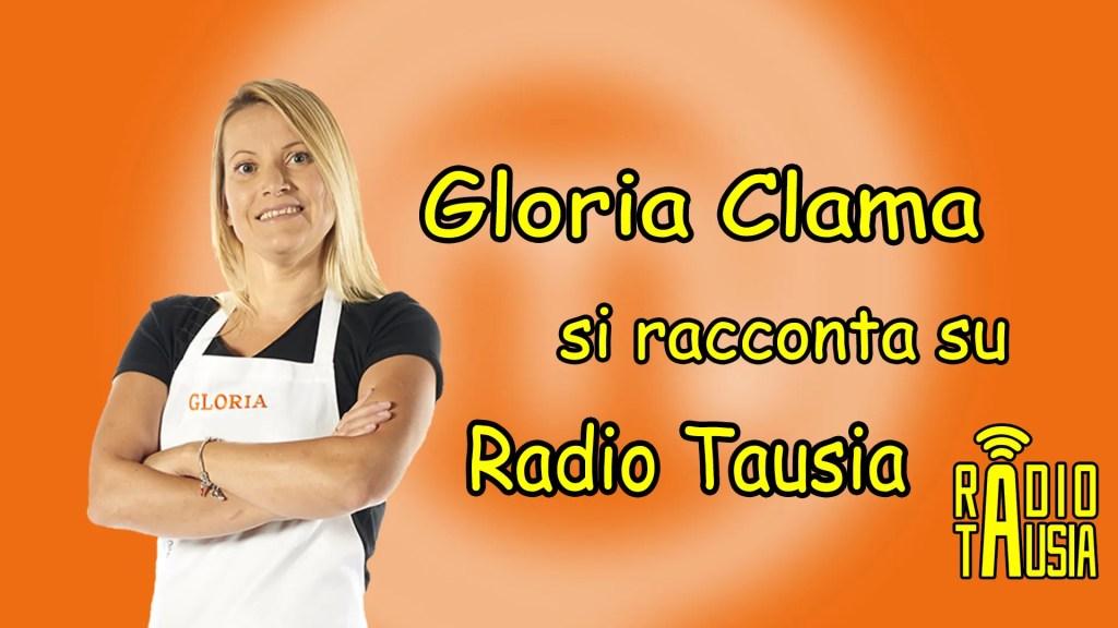 """""""Alla Carnia devo molto"""" Gloria Clama parla di sé su Radio Tausia"""