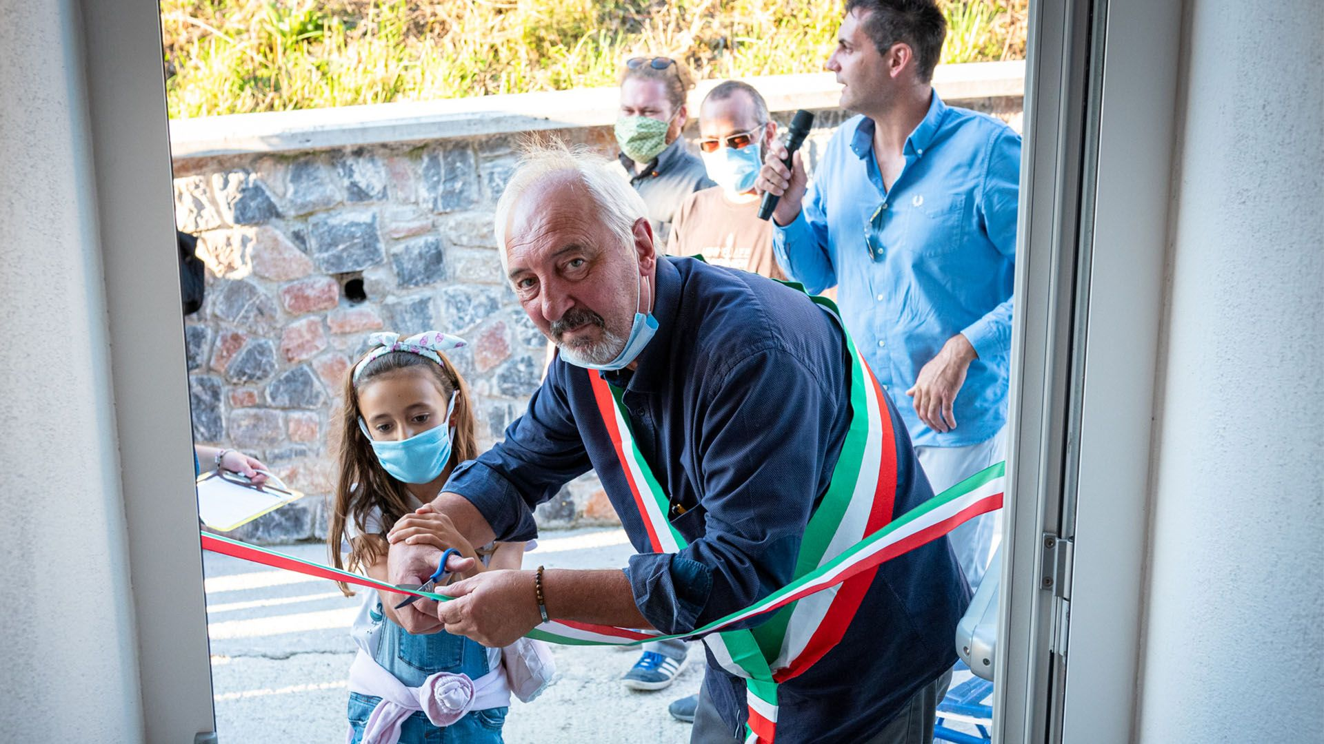 A Tausia di Treppo Ligosullo inaugurato un nuovo circolo Arci presso le ex scuole