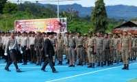 Ratusan Pasukan Pengamanan Disiagakan Jelang TdS 2017 di Solsel