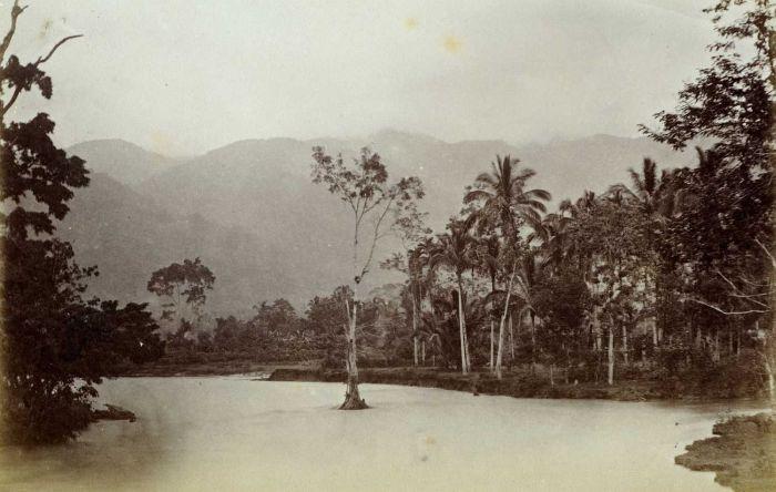Ganasnya Sungai Batang Bangko Dari Jaman Belanda