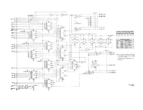 small resolution of parallel to serial converter cca a1 schematic diagram