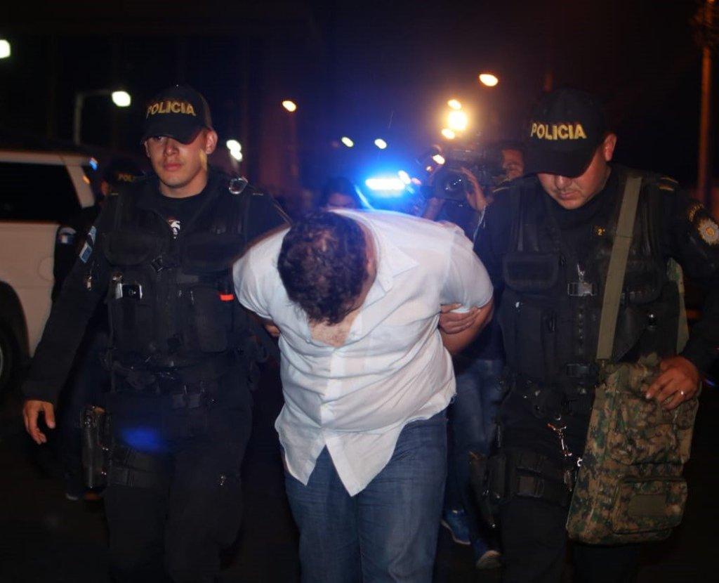 Capturado en carretera a El Salvador