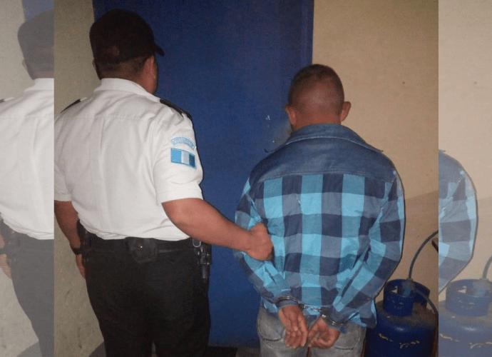 Capturado-intentó-asesinar-a-su-propio-hijo en Guatemala