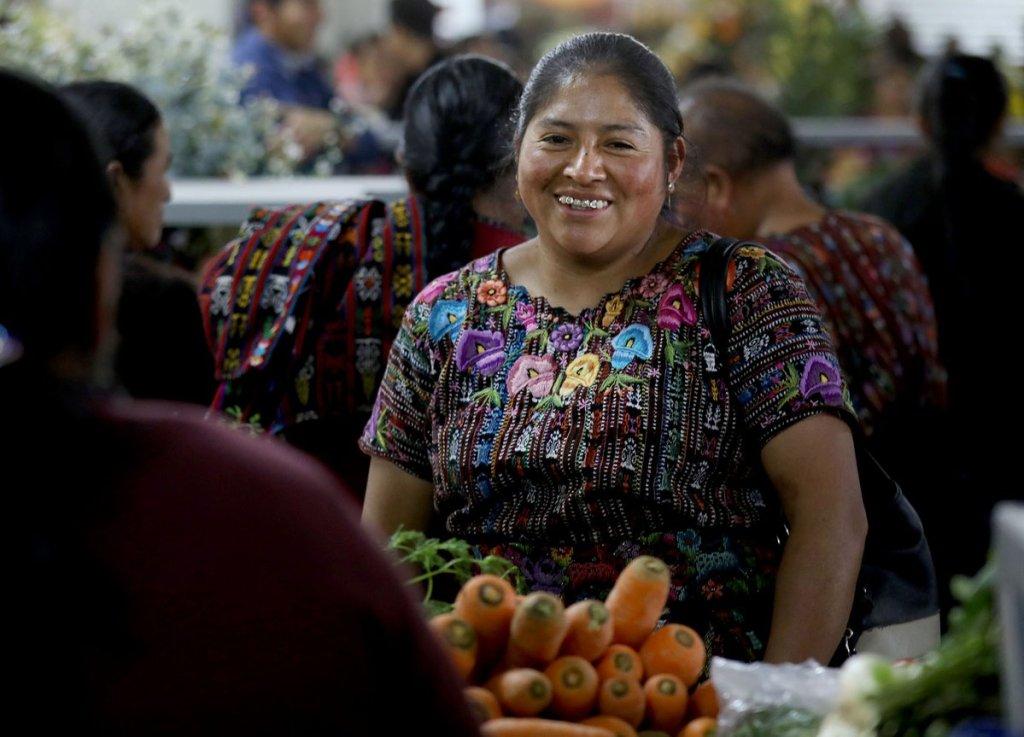 Comercio informal en Guatemala