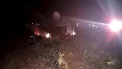 صورة الجزائر- سقطت طائرة عسكرية ليلة أمس الإثنين بولاية أم البواقي متسببة في استشهاد قائدها و مساعده حسب ما أفاد به يوم الثلاثاء بيان لوزارة الدفاع الوطني.