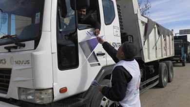 صورة جمعية جزائر الخير بالتنسيق مع مصالح الدرك الوطني تنظم حملة تحسيسية للوقاية من حوادث المرور ببلدية مدريسة.