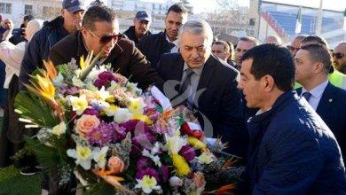صورة الاتحاد العام للعمال الجزائريين يحيي الذكرى المزدوجة ل24 فبراير