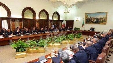 صورة الرئيس تبون يترأس اجتماعا لولاة الجمهورية بعد اختتام لقائهم مع الحكومة