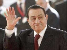 صورة مصر: وفاة الرئيس الأسبق حسني مبارك