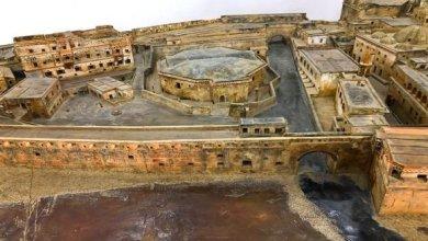"""صورة ترميم """"قلعة الجزائر"""" بالقصبة: ورقة طريق جديدة """"قريبا"""" لتدارك التأخير"""