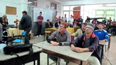 صورة ثانوية أحمد مدغري: تنظم أمسية إستراحة لتلاميذ الأقسام النهائية