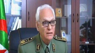 صورة المدير المركزي لمصالح الصحة العسكرية يؤكد جاهزية كل الامكانيات لمواجهة فيروس كورون