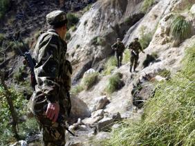 صورة استشهاد عريف بالجيش الوطني في اشتباك مع جماعة مسلحة بعين الدفلى