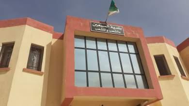 صورة مراجعة القوائم الاستثنائية من بلدية الدحموني وبلدية السبعين
